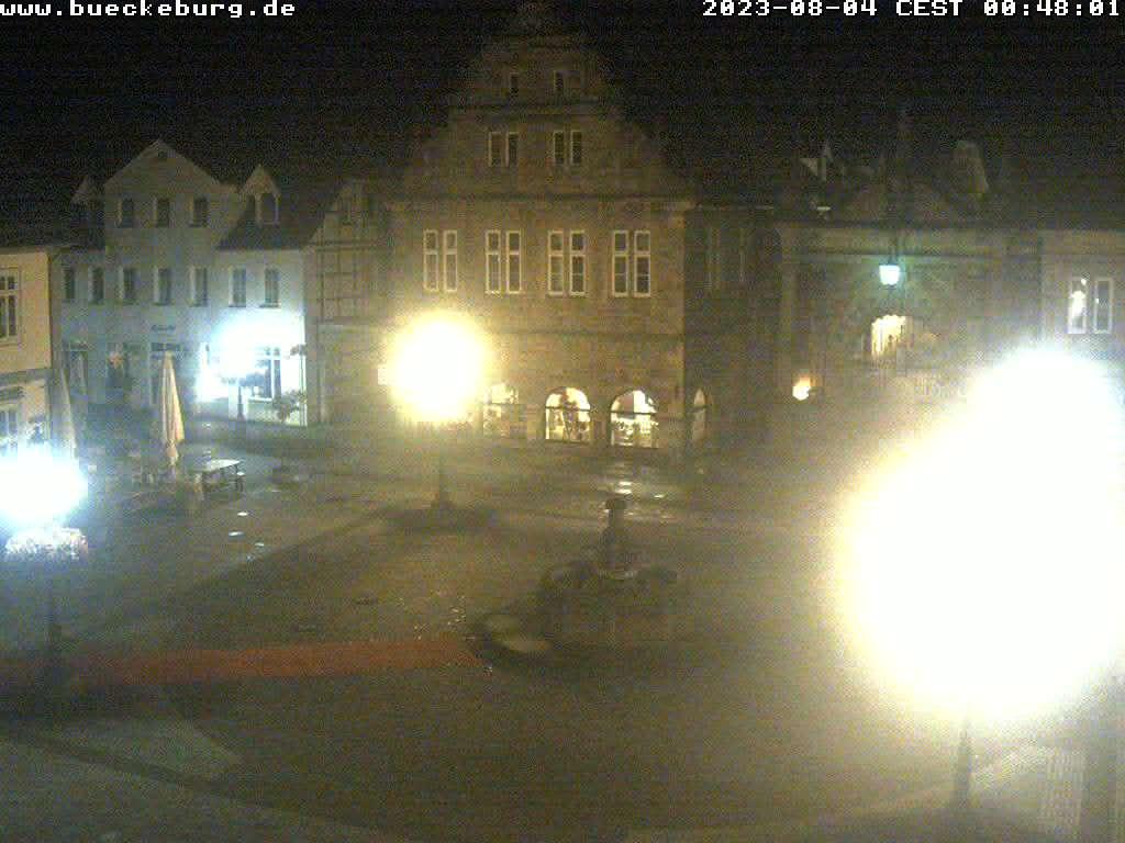 Wetter Bückeburg