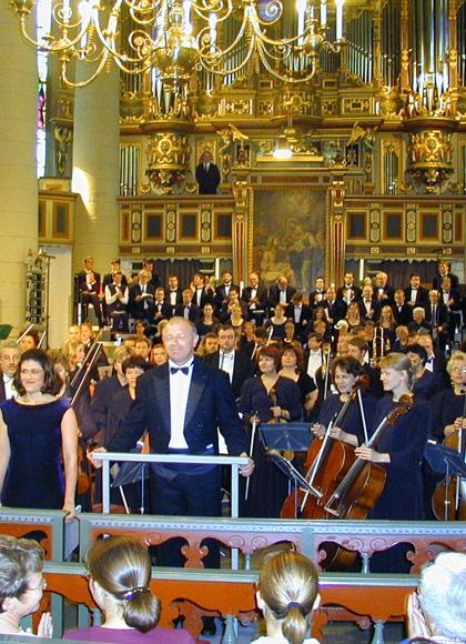 Konzert in der Stadtkirche