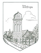 Postkarte Müsingen