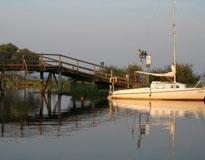Bridge over the Steinhuder Sea
