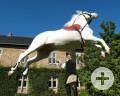 Pferdedressur der Hofreitschule Bückeburg