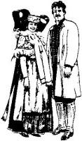 Trachtengruppe Scheie Logo
