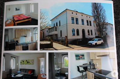 1-Zimmer-Appartement Collage