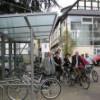 Fahrradabstellanlage am Stadthaus