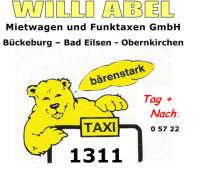 Logo Taxi Abel