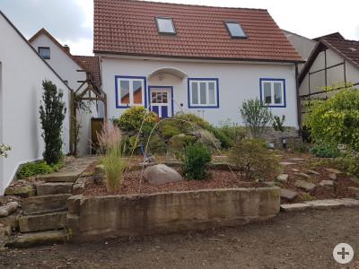 """Ferienhaus """"Auf dem Wall"""""""