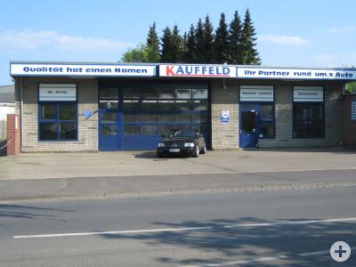 Unser Betrieb in Bückeburg