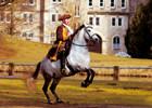 Reiter der Hofreitschule