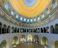 Mausoleum Innenansicht