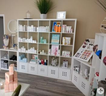 Kosmetikstudio Herbst innen