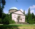 Das Mausoleum im Schlosspark