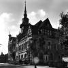 Historisches Foto vom Rathaus